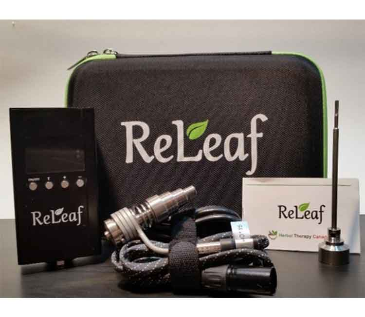 Releaf Enail by Herbal Therapy Canada