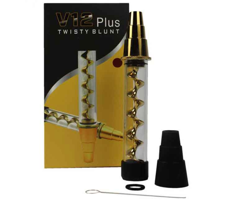 V12 Plus Twisty Blunt