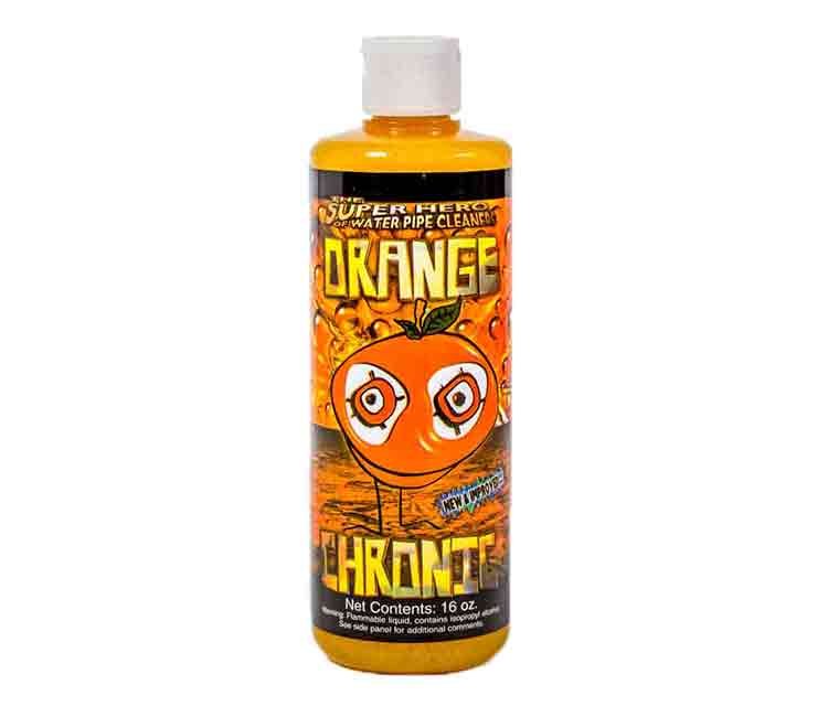 Orange Chronic Cleaner 16 oz & 4 oz