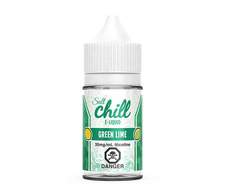 Green Lime by Chill Nic Salt - 30ml