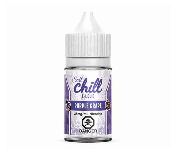 Purple Grape by Chill Nic Salt - 30ml