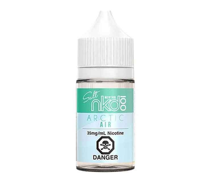 Arctic Air by Naked100 Nic Salt – 30ml