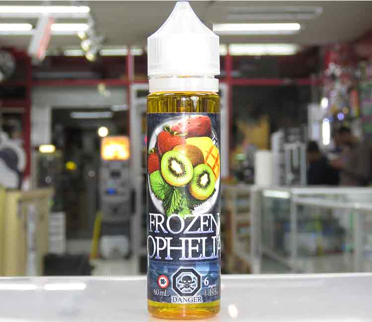 Frozen Ophelia by Vango Vapes Free Base – 60ml