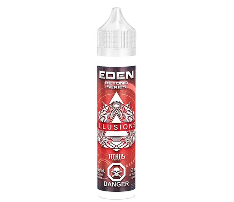 Eden by illusions Free Base  - 60ml