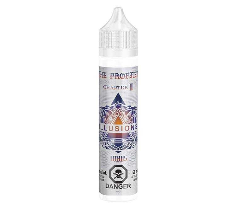 The Prophet by illusions Free Base  - 60ml