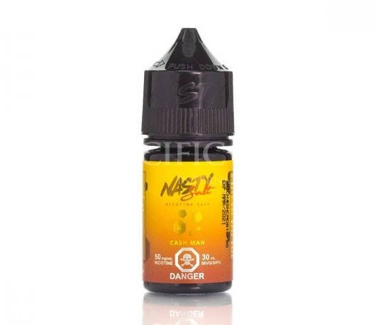 Cash Man by Nasty Juice Nic Salt - 30ml