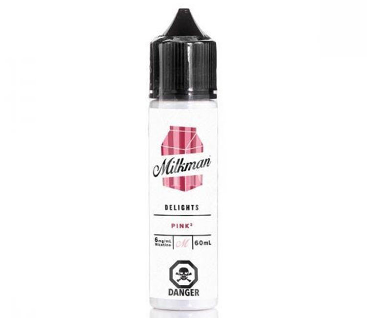 Pink² by The Milk Man Free Base - 60ml