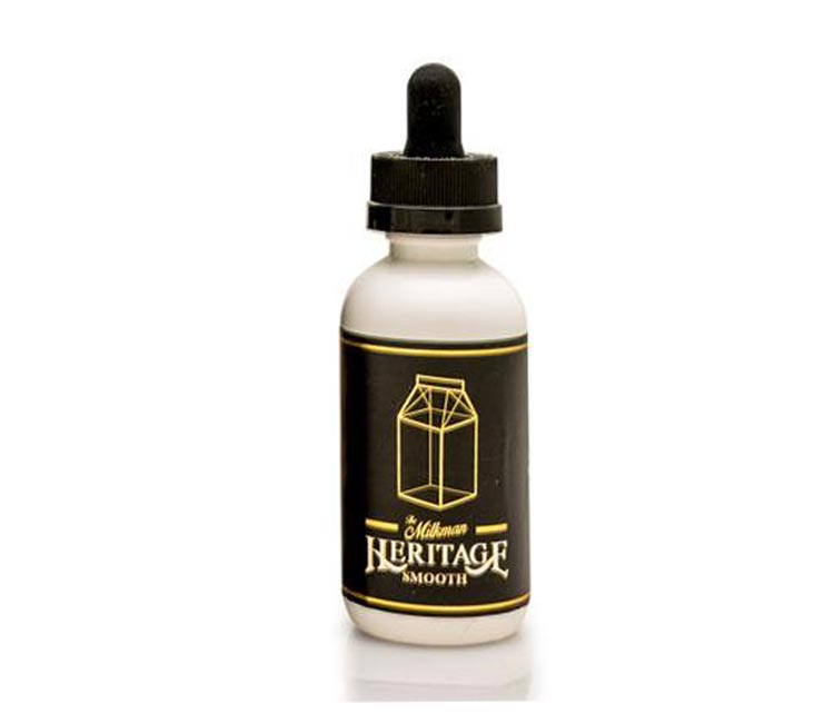 Smooth by The Milk Man Heritage - Free Base - 60ml