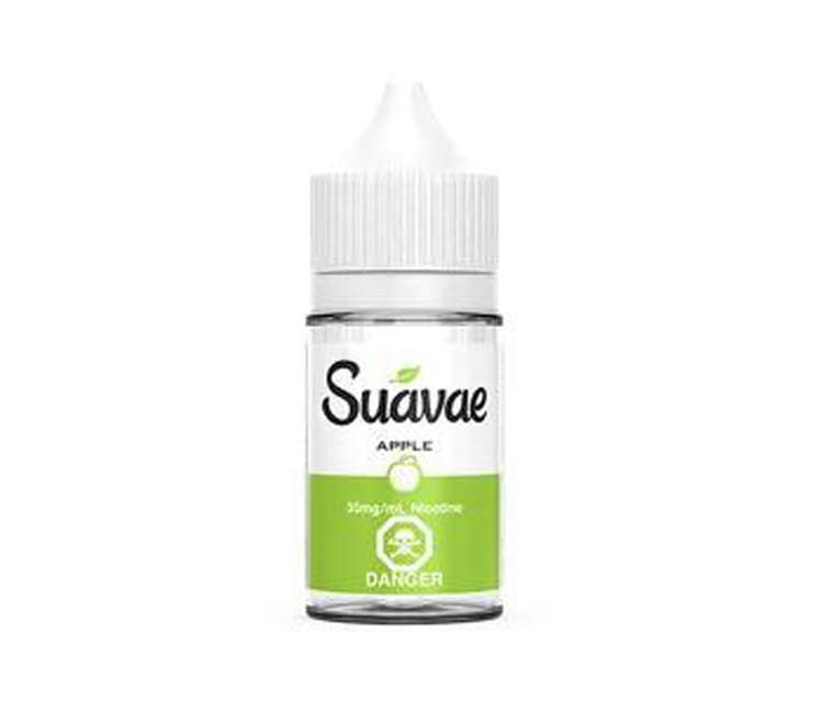 Apple - Nic Salt E-Liquid by Suavae - 30ML