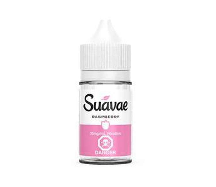 Raspberry - Nic Salt E-Liquid by Suavae - 30ml