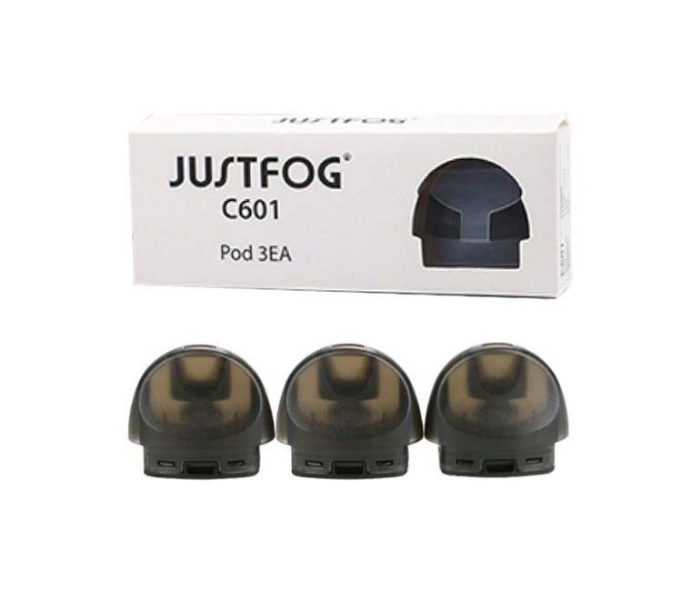 Just Fog C601 Replacement Pod