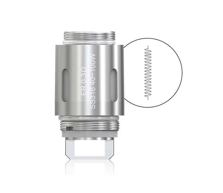 Eleaf ER 0.3ohm Replacement Coil Head