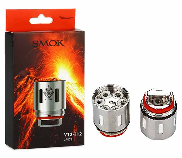 SMOK TFV12 Cloud Beast King - V12-T12 Replacement Coil Head