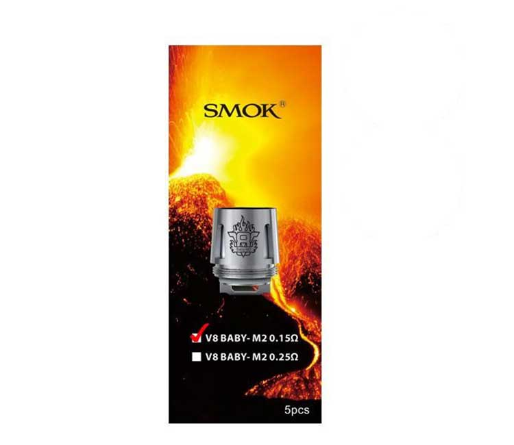 SMOK V8-Baby M2 Replacement Coil Head