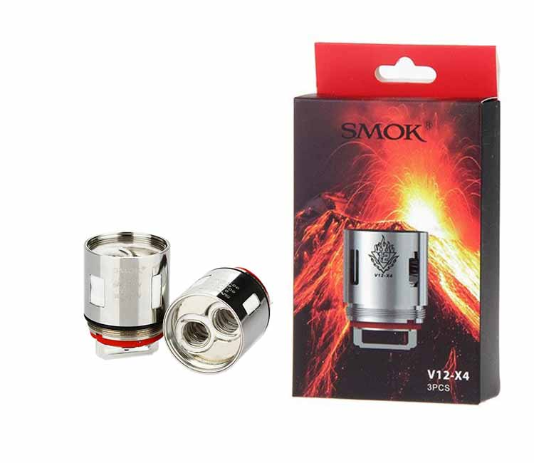 Smok TFV12 X4 Replacement Coil Head