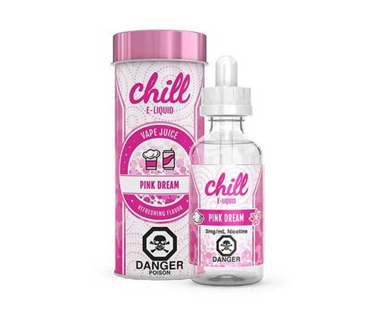 Pink Dream by Chill Free Base - 60ml