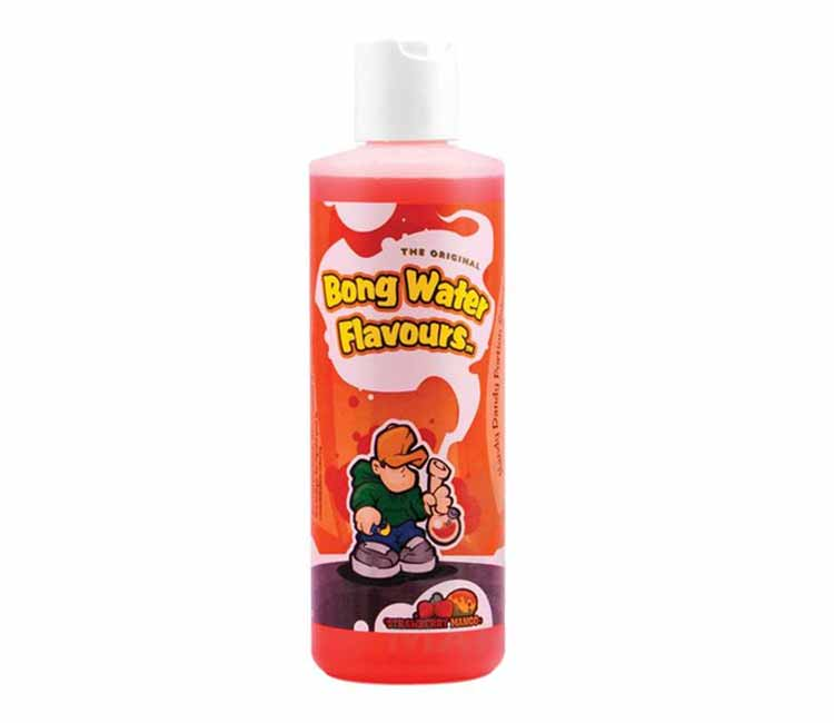 The Original Bong Water Flavours - Strawberry Mango