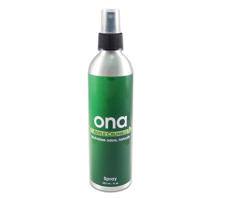 ONA Apple Crumble Spray (Odor Remover) 8 oz