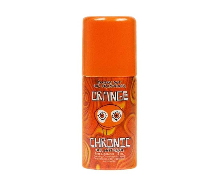 Orange Chronic All Natural Air Freshener 1.5 oz
