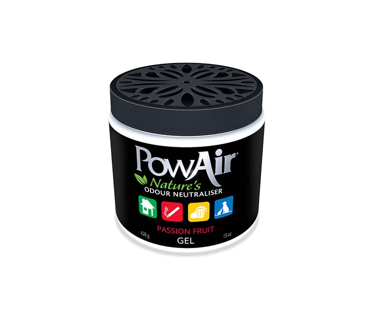 Pow Air Gel (Odor Neutralizer) - Passion Fruit