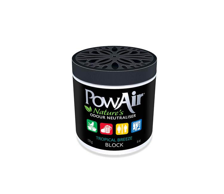 Pow Air Block (Odor Neutralizer) - Passion Fru