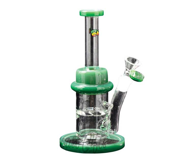 iRie 9 Inches Chalice Bubbler with Turbine Perc