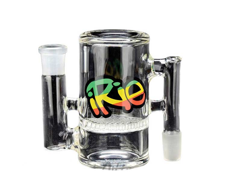 iRie14mm Ash Catcher with Honeycomb Perc