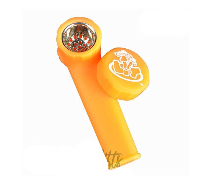 LITSilicone Hand Pipe Unbreakable