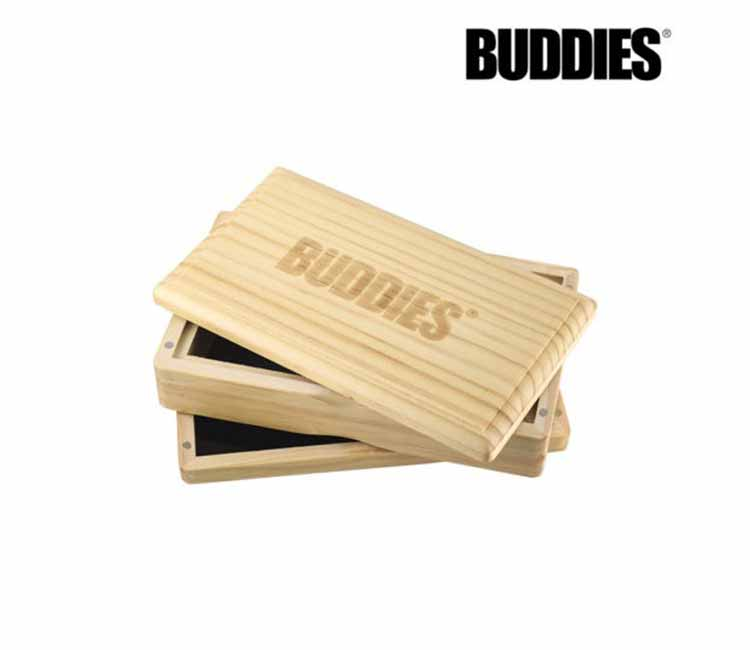 Buddies Shaker / Sifter / Storage Box Magnetic Solid Top  Large / Medium / Samll