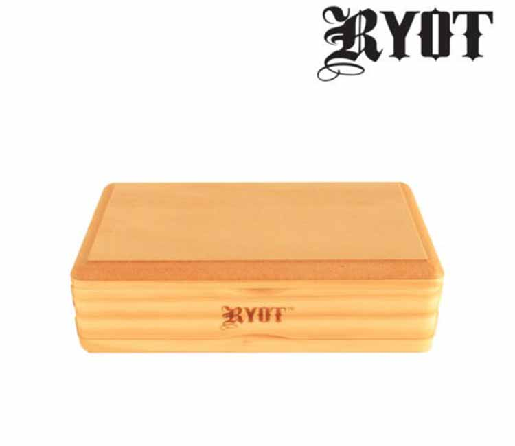 RYOT 4X7 Solid Top Screen Box in Natural
