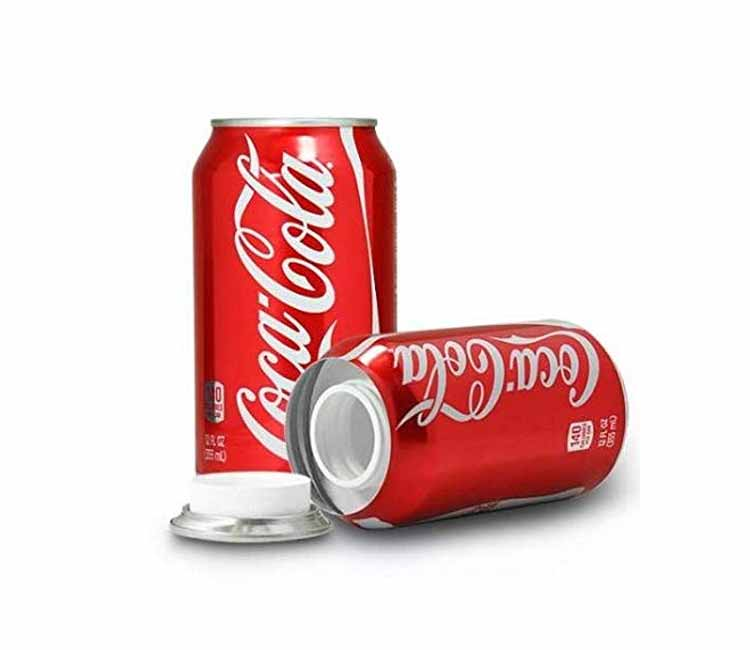 Coca-Cola Soda Can Diversion Safe Secret Stash Storage Container