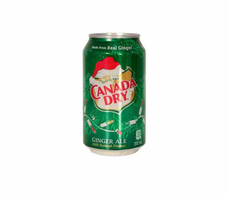 Canada Dry Ginger Ale 355ml Stash Can Diversion Safe