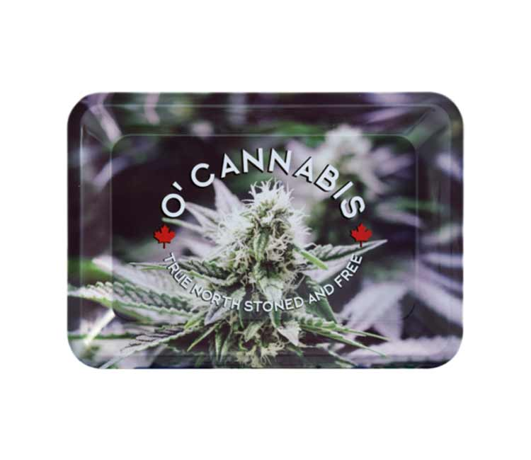O'CANNABIS Rolling Tray Mini