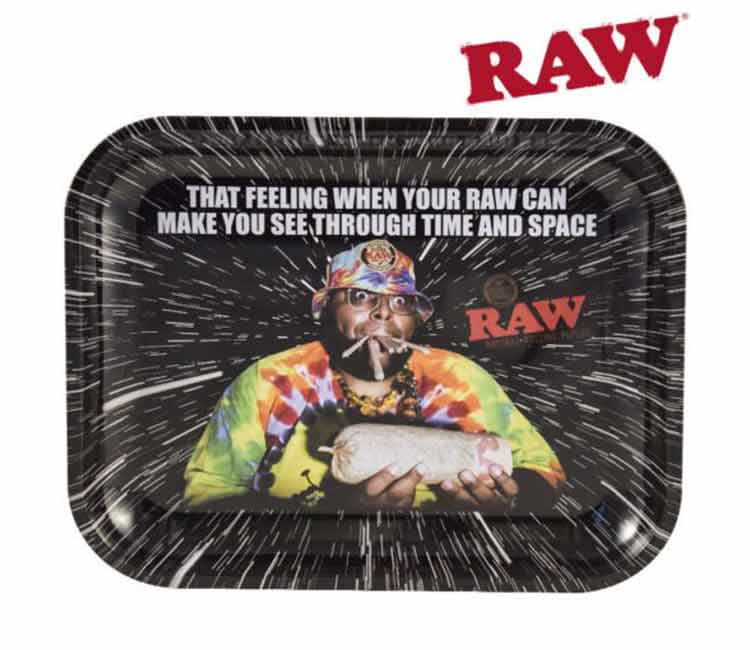 Raw Rolling Tray OOPS – Large