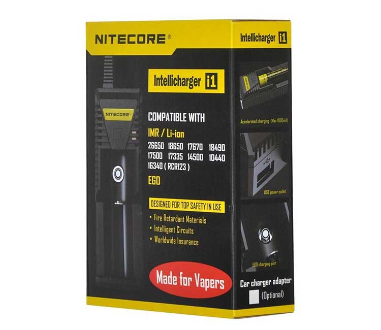 Nitecore Intelli Charger i1