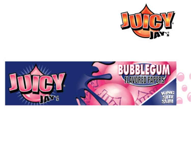 Juicy Jay's Bubble Gum King Size Rolling Paper