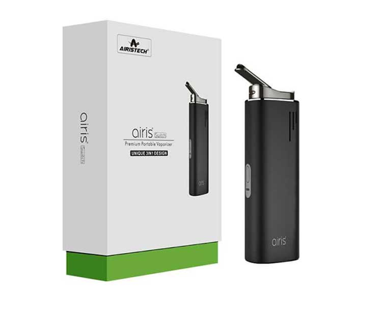 ​​​​​​​Airis Switch - Dry Herb Vaporizer