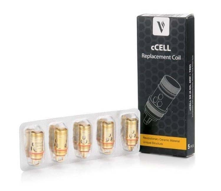 Vaporesso CCELL SS 0.5 Ohm Replacement Coil