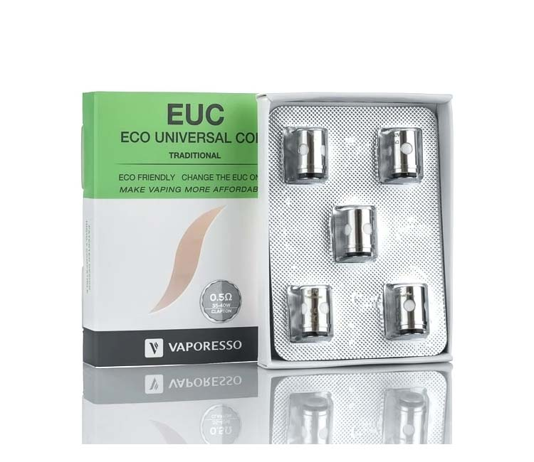 Vaporesso Traditional EUC ECO Universal Replacement Coil