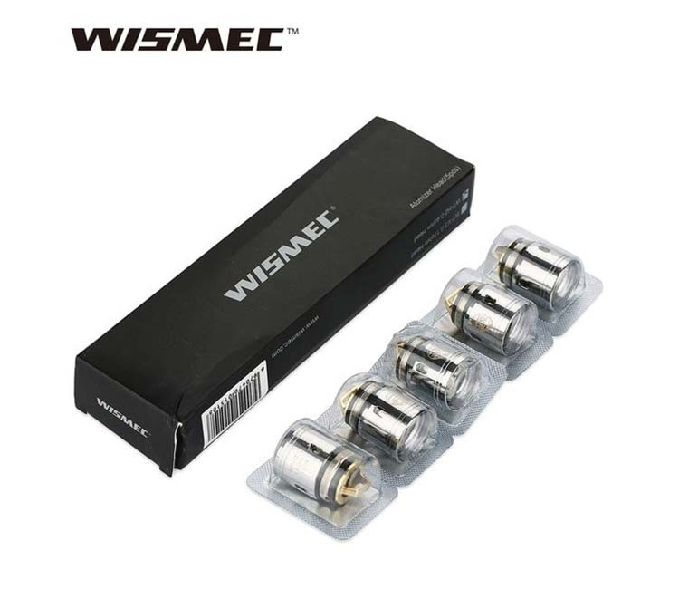 Wismec WT-V3 Replacement Coils (0.17 Ohm)