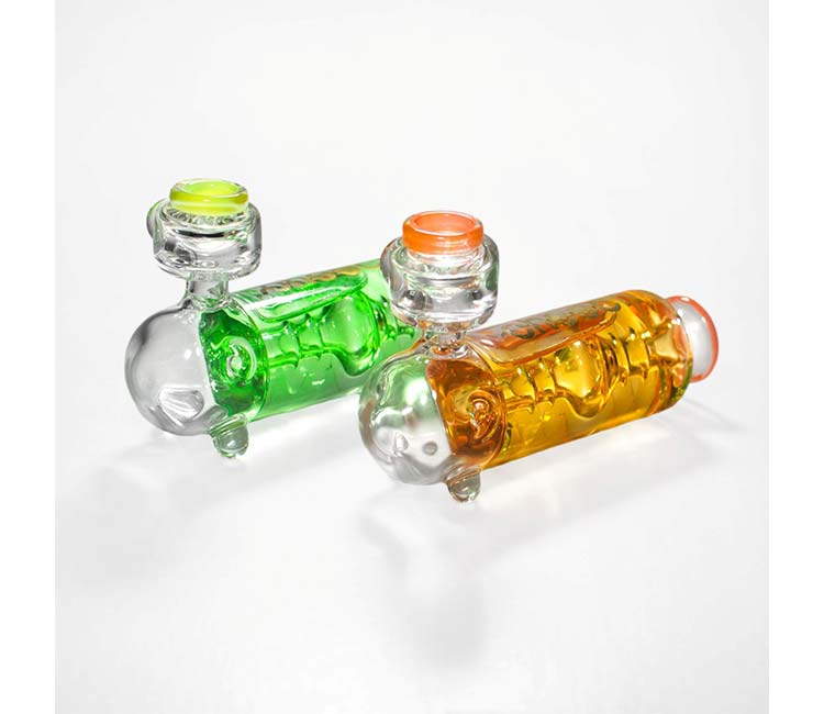 Cheech 4 Inch Freezer Glass Hand Pipe