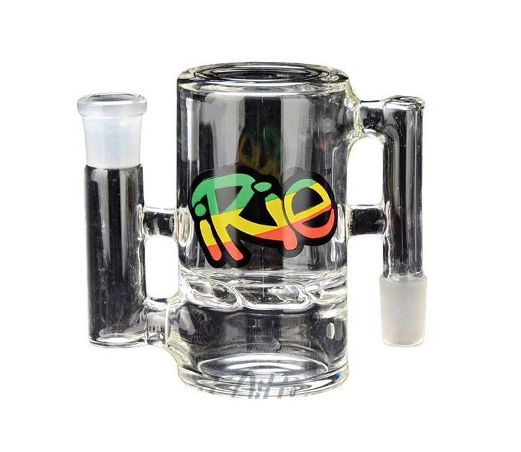 iRie14mm Ash Catcher with Turbine Perc