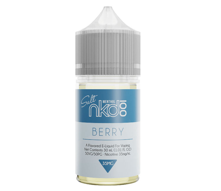 Berry (Very Cool) by Naked 100 Nic Salt - 30ml