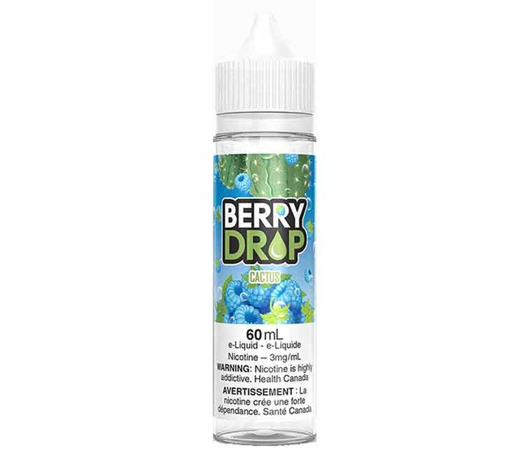 Cactus by Berry Drop Free Base E-Liquid - 60ml