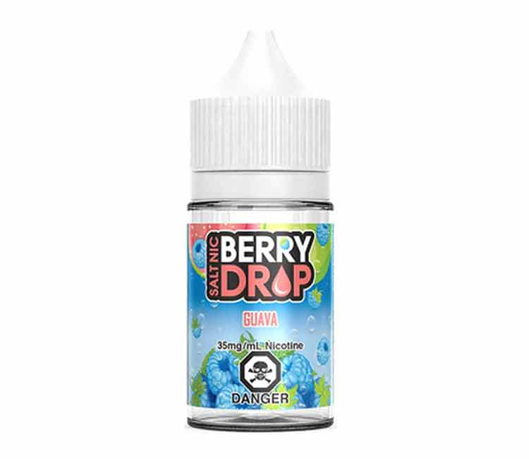 Guava by Berry Drop Nic Salt E-Liquid - 30ml