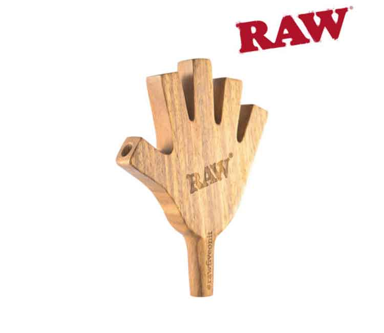 RAW Natural Wood Five On It