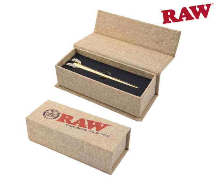 RAW Gold Poker